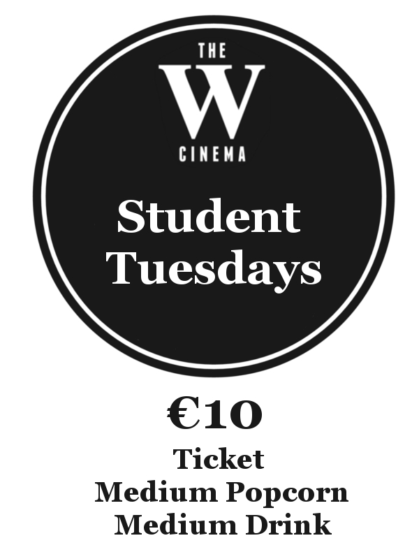 Student Tuesday €10